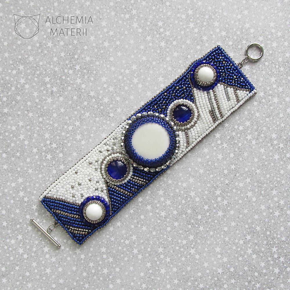 Winter bracelet .
