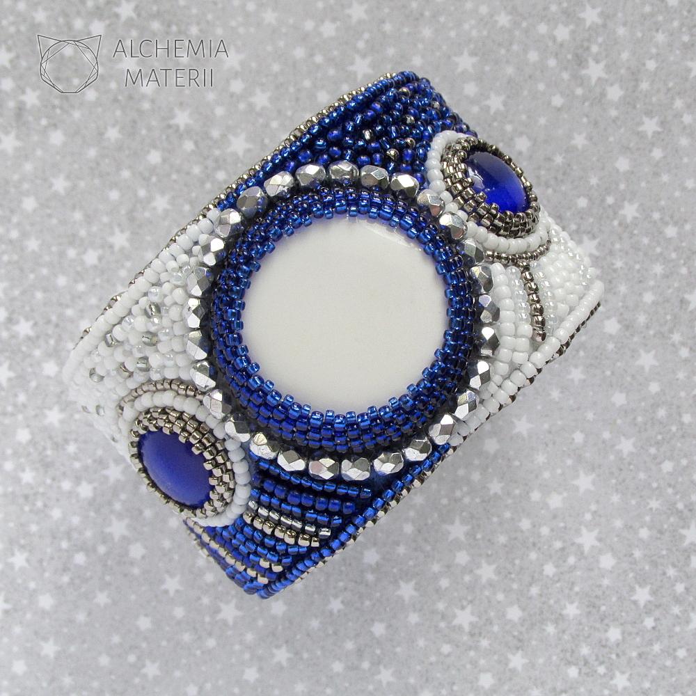 Winter bracelet.